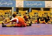 المپیک 2020 توکیو| پنجشنبه؛ برگزاری آخرین تمرین کشتی آزادکاران در تهران