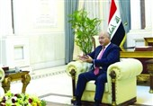 دیدار و گفتوگوی «برهم صالح» با روسای ائتلافها و گروهای شیعه عراق