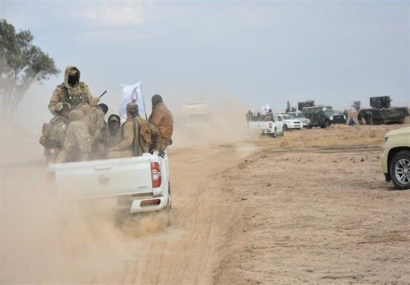 عراق  آغاز عملیات گسترده نظامی در صحرای غربی کربلا