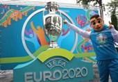 حضور تماشاگران در یورو 2020 قطعی شد