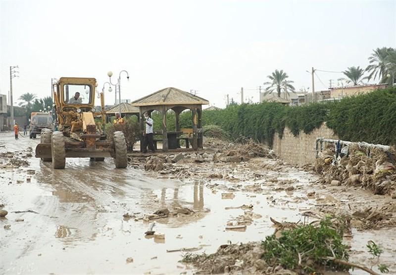 عملیات بازسازی 1400واحد مسکونی سیلزده در استان بوشهر آغاز شد