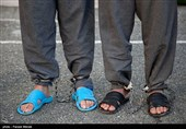 تهران| بازداشت زورگیرانی که از 2 خانم سرقت کرده بودند