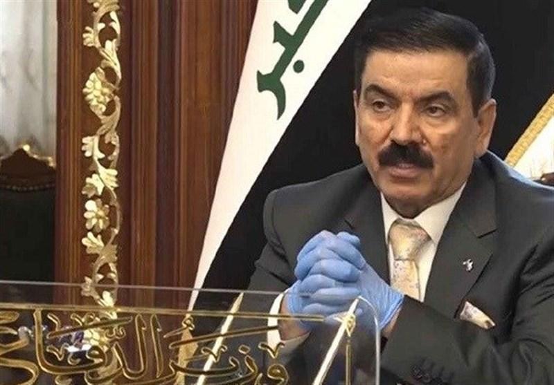 وزیر الدفاع العراقی: داعش لا یشکل خطورة وإنما مصدر قلق