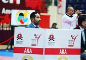 روحانی: کشورهای دیگر بیکار ننشستهاند تا ایران همه سهمیههای کاراته را بگیرد/ کسب یک سهمیه المپیک برای روسیه خوب بود