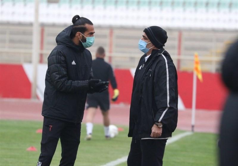برادر مسعود شجاعی به کادر فنی تراکتور اضافه میشود- اخبار فوتبال ایران -  اخبار ورزشی تسنیم - Tasnim