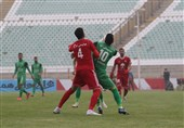 لیگ برتر فوتبال  برتری یک نیمهای میهمانها مقابل میزبانها
