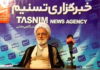آیتالله درینجفآبادی: صنعت هستهای ایران با اقدامات خصمانه دشمن متوقف نمیشود