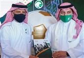 مستندات میزبانی عربستان در دیدار با رئیس AFC تحویل داده شد