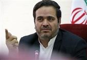 فیلم لحظه درگیری عنابستانی و سرباز پلیس راهور تهران