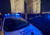 Police Protest in Paris over Govt. Decision to Rewrite Controversial Security Bill (+Video)