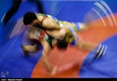 Iranian Wrestler Alizadeh Wins Bronze at World Olympic Qualifier
