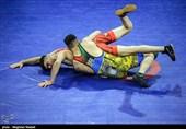 کشتی فرنگی گزینشی المپیک| دومین پیروزی نماینده ایران مقابل حریف ژاپنی
