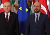 Turkey's Erdogan, EU's Michel Discuss EU Summit in Call