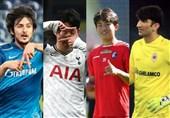 بازیکنان ایرانی به عنوان بهترین لژیونر هفته فوتبال آسیا نرسیدند