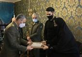 دیدار سرلشکر موسوی با خانواده شهید مدافع سلامت «جلیلوند»