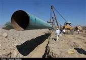 ایرانیترین مگاپروژه صنعت نفت عملیاتی شد/ ساخت 95 درصد تجهیزات خط لوله گوره - جاسک توسط متخصصان داخلی