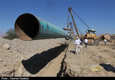 ایرانیترین مگاپروژه صنعت نفت عملیاتی شد/ ساخت ۹۵ درصد تجهیزات خط لوله گوره - جاسک توسط متخصصان داخلی