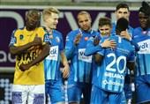 ژوپیلر لیگ بلژیک| هفتمین پیروزی یاران میلاد محمدی