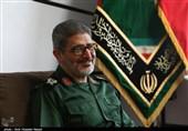 فرمانده سپاه قزوین: خطکشیهای جناحی و سیاسی در ساختار بسیج مردود است