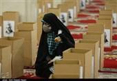 خادمان رضوی 103هزار بسته معیشتی میان نیازمندان توزیع کردند