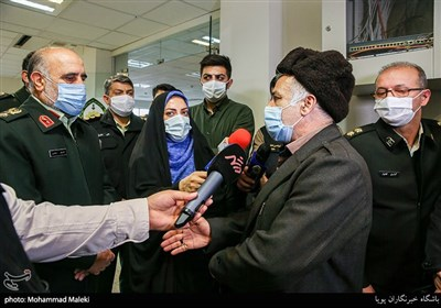 حضور شاکیان پرونده در فرماندهی انتظامی تهران بزرگ