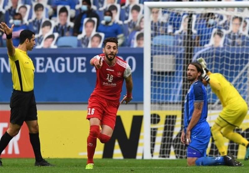 Persepolis' Mehdi Abdi Wins Best Goal of 2020 ACL