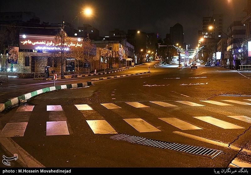 محدودیت تردد شبانه در کاشان از امشب لغو میشود
