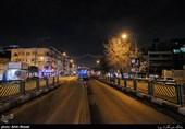 محدودیتهای تردد شبانه در شهرستانهای با وضعیت آبی اردبیل برقرار است