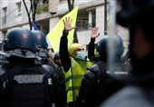 'Yellow Vests' Hold Protest near Council of State in Paris (+Video)