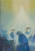 """""""شِفا"""" تازهترین نقاشی قدیریان دربارۀ روز پرستار/ نیازمند تبیین قرآنی ماجرای """"کرونا"""" هستیم"""