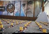 5000 بسته معیشتی در هفته مقاومت در مناطق کم برخوردار استان کرمان توزیع شد