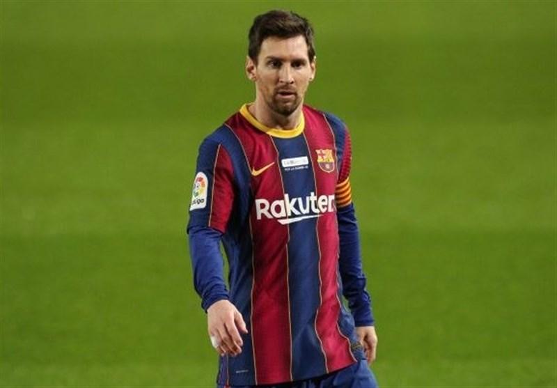 وعده مسی به لاپورتا برای ماندن در بارسلونا با تعیین یک شرط