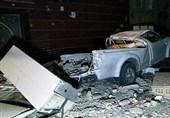 انفجار شدید در یک ساختمان مسکونی در شرق تهران+ تصاویر