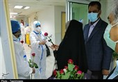 Coronavirus Recoveries in Iran Above 1.13 Million