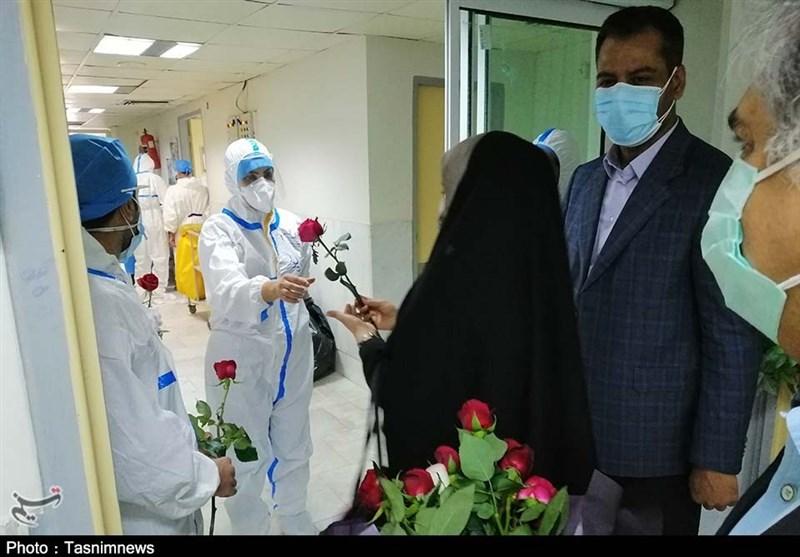 Coronavirus Recoveries in Iran Above 1.13 Million