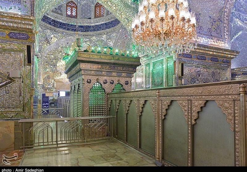 اوج هنر معماری ایرانی در حرم شاهچراغ (ع) نهفته است