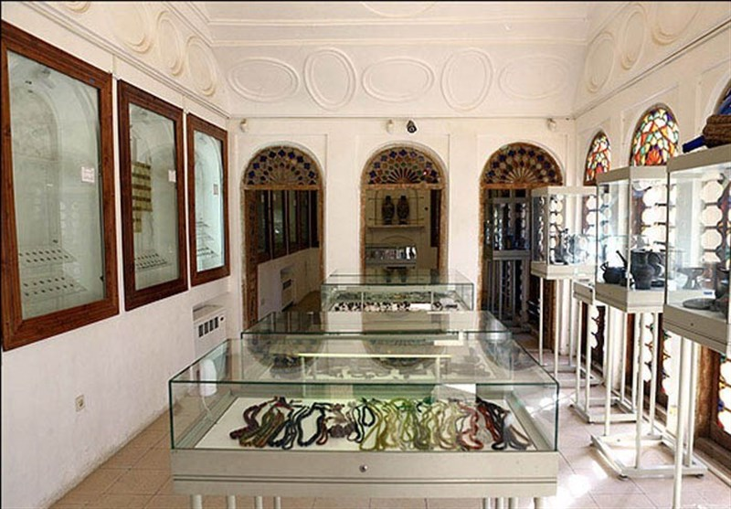 Heidarzadeh Museum of Coin, Anthropology in Iran's Yazd