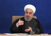 روحانی: رسیدن به تعادل در قیمت ارز مستلزم تداوم فضای مساعد برای فعالیتهای اقتصادی است