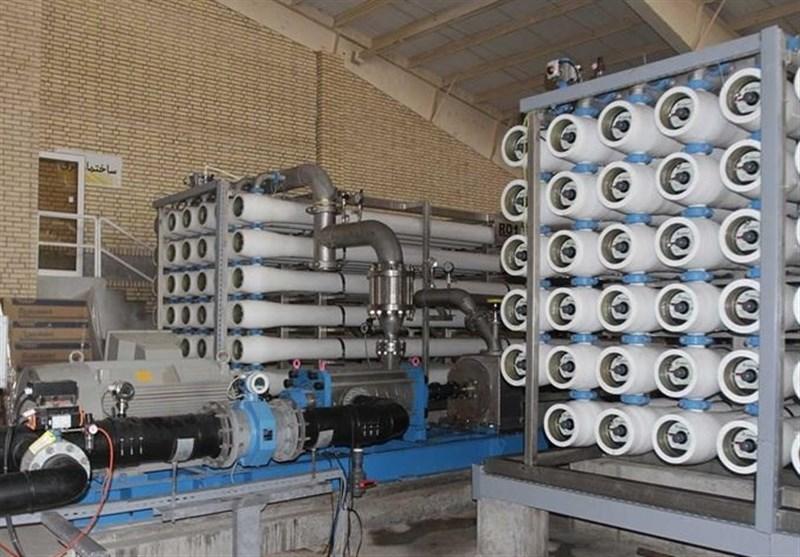60 هزار مترمکعب در روز به ظرفیت آب آشامیدنی استان بوشهر افزوده میشود