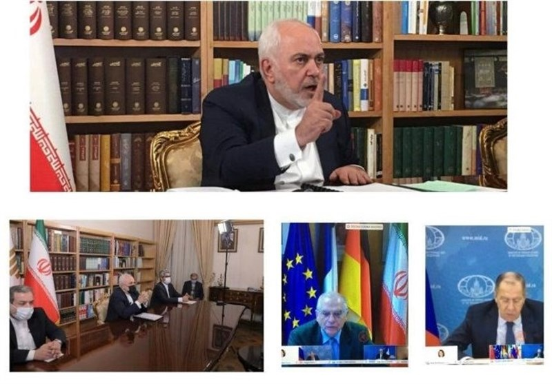 Iran to EU, E3: JCPOA Renegotiation Out of Question