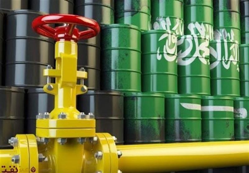 صادرات نفت خام عربستان به پایینترین رقم طی 8 ماه گذشته رسید