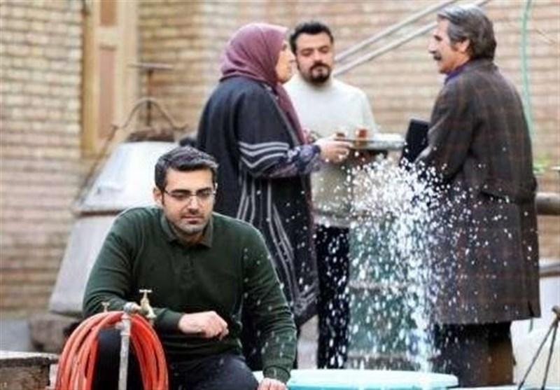 """تصویربرداری سریال """"بچهمهندس"""" در حرم امام رضا(ع)/ 2 بازیگر جدید را بشناسید + عکس"""