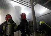 جزئیات آتشسوزی در گمرک اسلام قلعه/ دوغارون تخلیه شد /اورژانس هوایی به منطقه اعزام شد