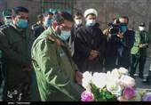سالن ورزشی شهید سردار سلیمانی بم افتتاح شد + تصاویر