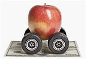 سهام اپل با خبر تولید خودروی برقی بدون راننده از سال 2024 افزایش یافت