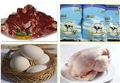 بازار مرغ آرام گرفت/ فعال شدن گران فروشان و دلالان این بار در بازار تخم مرغ