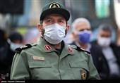 تشریح برنامههای سپاه تهران برای هفته دفاع مقدس توسط سردار حسنزاده/ تمرکز بر واکسیناسیون
