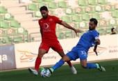 لیگ ستارگان قطر  پیروزی العربی مقابل الخریطیات با گلزنی محمدی