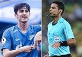 آزمون در تیم منتخب سال 2020 آسیا از دید IFFHS/ فغانی برترین داور سال شد+ عکس