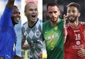 گلهای عبدی و دیاباته به نظرسنجی نهایی بهترین گل لیگ قهرمانان آسیا 2020 رسیدند